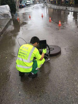 Отпушване на канали Велико Търново видеоинспекция дъжд