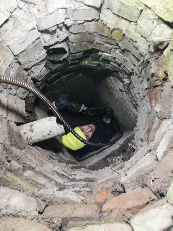 Отпушване на канали Велико Търново септична яма