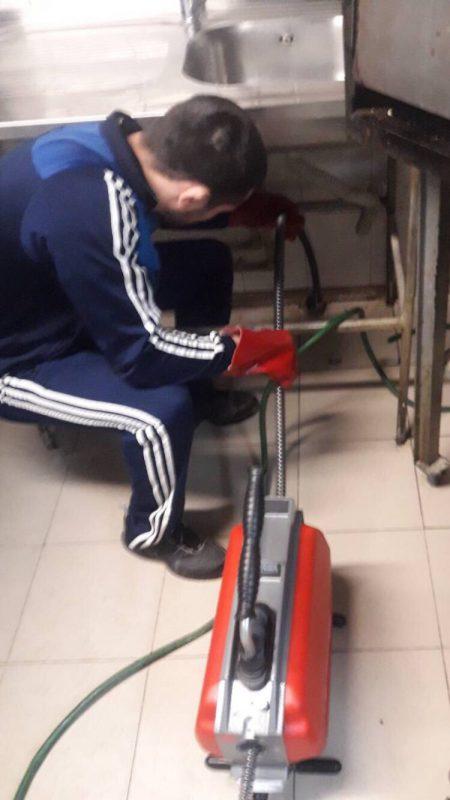 Отпушване на канали, Канал Оптима Велико Търново
