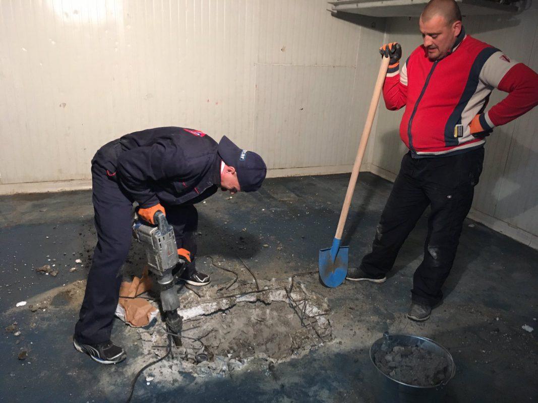 Отпушване на канали Велико Търнов ВиК ремонт